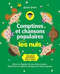 Comptines et chansons populaires pour les nuls - Sylvain Griotto pdf epub