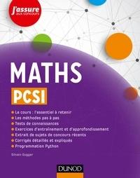 Sylvain Gugger - Maths PCSI.