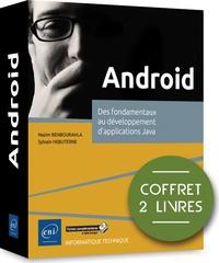 Sylvain Hébuterne - Android - Coffret en 2 volumes : des fondamentaux au developpement d'applications java.