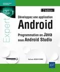 Sylvain Hébuterne - Développez une application Android - Programmation en Java sous Android Studio.