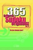 Sylvain Hogue - 365 grilles de sudoku originaux - Volume 3.