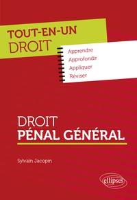 Sylvain Jacopin - Droit pénal général.