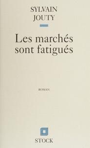 Sylvain Jouty - Les marchés sont fatigués.