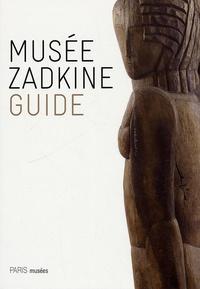 Sylvain Lecombre - Musée Zadkine Guide.