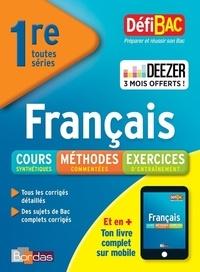 Sylvain Ledda - Français écrit et oral 1re Bac toutes séries.