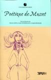 Sylvain Ledda et Frank Lestringant - Poétique de Musset.