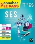 Sylvain Leder et François Porphire - SES Tle ES - Pour réviser le bac en grand format.