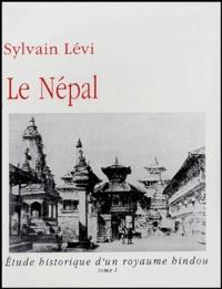 Sylvain Lévi - Le Népal - Etude historique d'un royaume hindou, 2 volumes.
