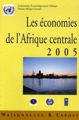 Sylvain Maliko et  Collectif - Les économies de l'Afrique centrale.