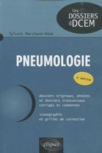 Sylvain Marchand-Adam - Pneumologie.