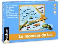 Sylvain Ménager - Le monstre du lac.