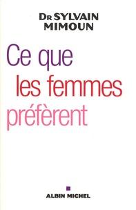 Deedr.fr Ce que les femmes préfèrent - Première enquête sur le désir féminin Image
