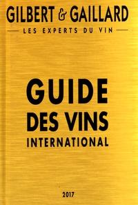 Sylvain Patard et Philippe Gaillard - Guide des vins international Gilbert & Gaillard.