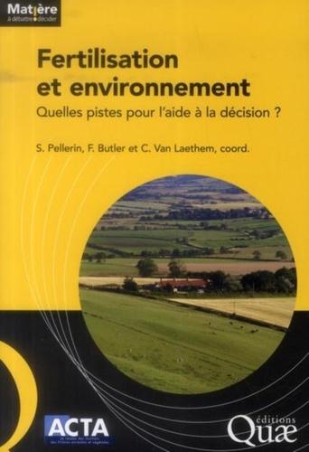 Fertilisation et environnement. Quelles pistes pour l'aide à la décision ?