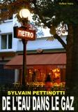 Sylvain Pettinotti - De l'eau dans le gaz.