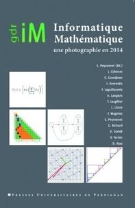 Sylvain Peyronnet - Informatique Mathématique - Une photographie en 2014.