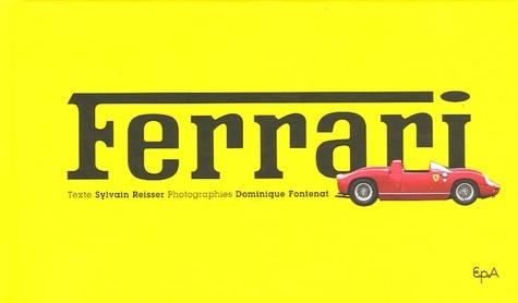 Sylvain Reisser et Dominique Fontenat - Ferrari.