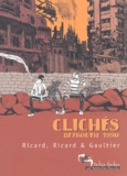 Sylvain Ricard et Bruno Ricard - Clichés - Beyrouth 1990.
