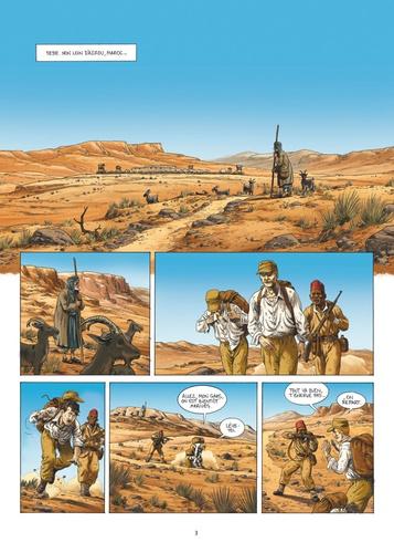 La grande évasion Tome 1 Biribi