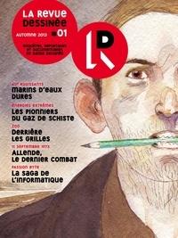 Sylvain Ricard et Olivier Jouvray - La revue dessinée N° 1 : .