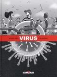 Sylvain Ricard et  Rica - Virus Tome 1 : Incubation.