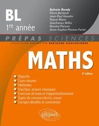 Sylvain Rondy - Mathématiques BL 1re année.