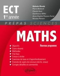 Sylvain Rondy - Mathématiques ECT 1re année.