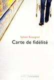 Sylvain Rossignol - Carte de fidélité.