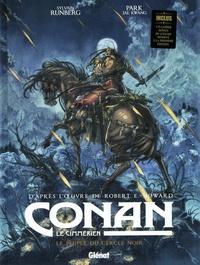 Sylvain Runberg et Park Jae Kwang - Conan le Cimmérien  : Le peuple du cercle noir.