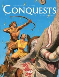 Sylvain Runberg et François Miville-Deschênes - Conquests - Volume 2 - The Hittite Trap.