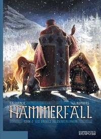 Sylvain Runberg - Hammerfall Tome 2 : Les ombres du Svartalaheim.