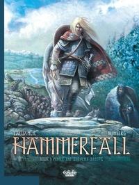 Sylvain Runberg et Boris Talijancic - Hammerfall - Volume 1 - While the Serpent Sleeps.