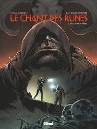 Sylvain Runberg et Jean-Charles Poupard - Le chant des runes Tome 2 : Le quatrième frère.