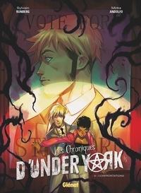 Sylvain Runberg et Mirka Andolfo - Les Chroniques d'Under York Tome 3 : Confrontations.