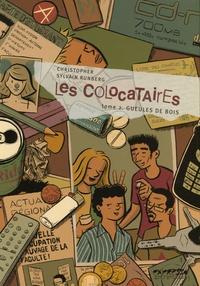 Sylvain Runberg et  Christopher - Les Colocataires Tome 2 : Gueules de bois.