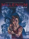 Sylvain Runberg et Belen Ortega - Millenium saga Tome 3 : La fille qui ne lâchait jamais prise.