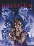 Sylvain Runberg et Ortega Belen - Millénium saga - Tome 3 - La fille qui ne lâchait jamais prise.