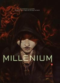 Sylvain Runberg et  Homs - Millénium Tome 1 : Les hommes qui n'aimaient pas les femmes - Première partie.