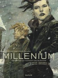 Sylvain Runberg et  Homs - Millénium Tome 1 : Les hommes qui n'aimaient pas les femmes.