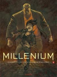 Sylvain Runberg et  Homs - Millénium Tome 5 : La reine dans le palais des courants d'air - Première partie.