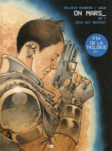 On Mars Tome 3 Ceux qui restent