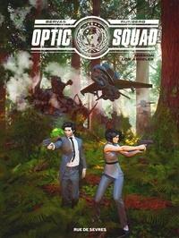 Sylvain Runberg et Stéphane Bervas - Optic Squad - Tome 2.