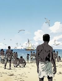 Sylvain Savoia - Les esclaves oubliés de Tromelin (Edition musée de l'homme).