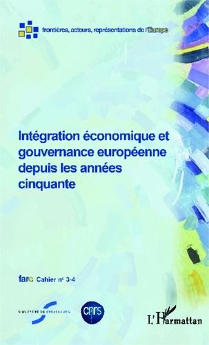 Sylvain Schirmann - Intégration économique et gouvernance européenne depuis les années cinquante.