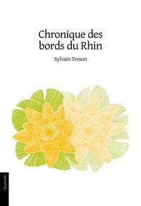 Sylvain Tesson - Chronique des bords du Rhin.