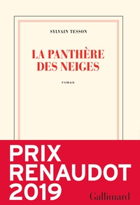 Télécharger ebook gratuit android La panthère des neiges par Sylvain Tesson in French ePub RTF PDB 9782072822322