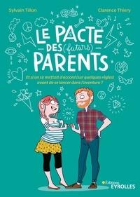 Histoiresdenlire.be Le pacte des (futurs) parents - Et si on se mettait d'accord (sur quelques règles) avant de se lancer dans l'aventure ? Image