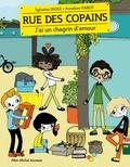Sylvaine Jaoui et Annelore Parot - Rue des copains Tome 4 : J'ai un chagrin d'amour.