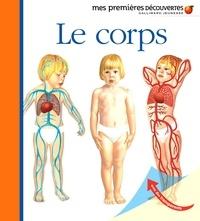 Sylvaine Peyrols et  Gallimard Jeunesse - Le corps.