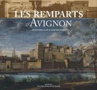 Sylvestre Clap et Olivier Huet - Les remparts d'Avignon.